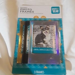 Magnetic photo frames 2 x 3 Bundle ONLY